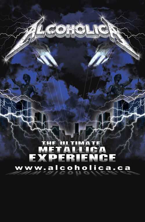 ALCOHOLICA - 2014 Canadian Tour