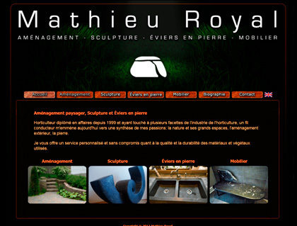 Current Web: Mathieu Royal